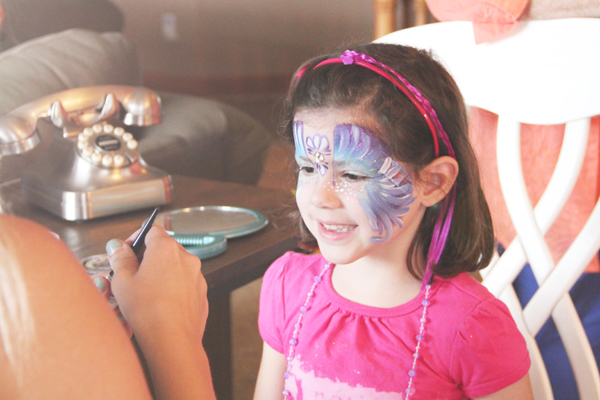 facepainting party